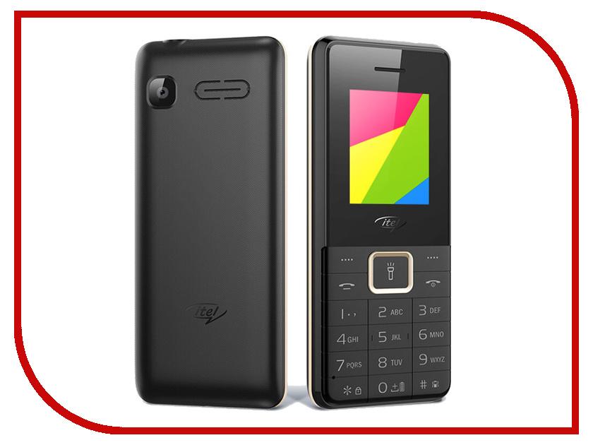 Сотовый телефон Itel 5606 Elegant Black мобильный телефон itel it5606 black