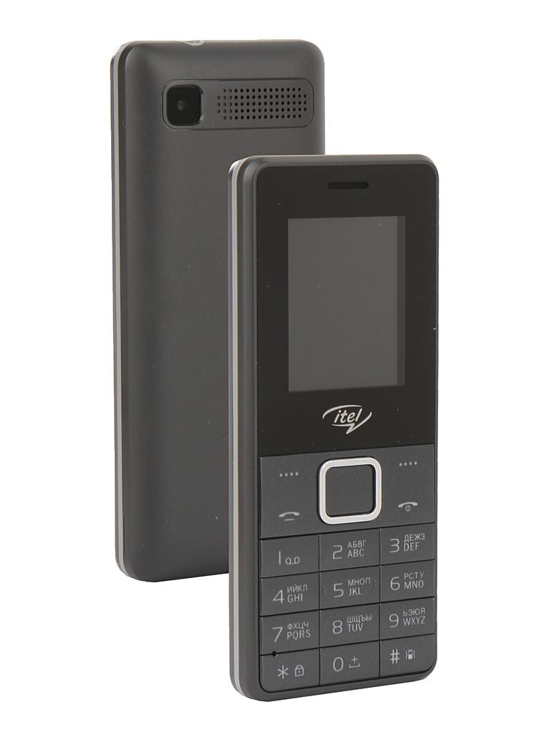 Сотовый телефон itel IT2160 DS Deep Grey