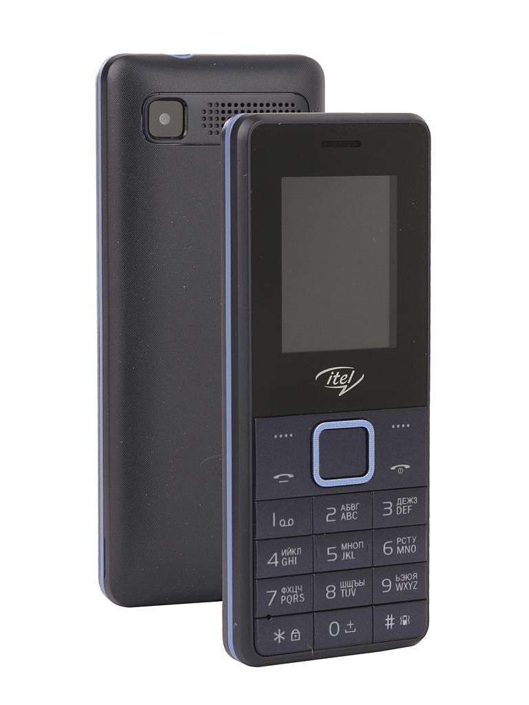 Сотовый телефон itel IT2160 DS Dark Blue