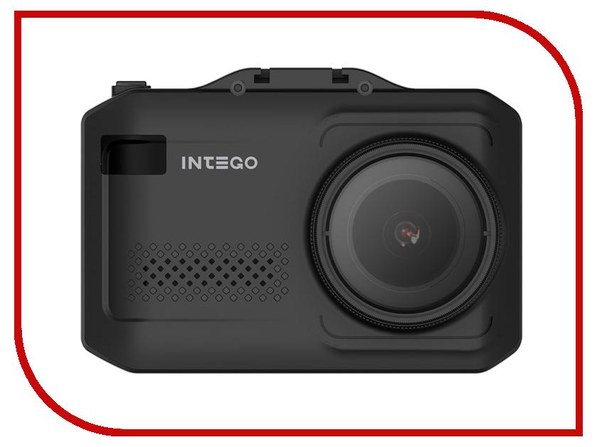 Видеорегистратор Intego VX-1000S Black