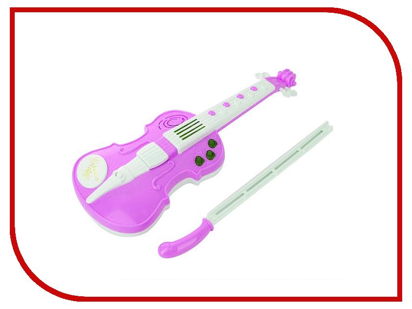 Детский музыкальный инструмент Veld-Co Скрипка Pink 72282 набор инструментов с каской veld co 73358