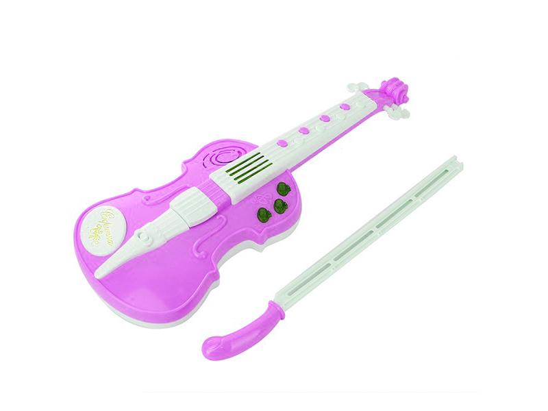 Детский музыкальный инструмент Veld-Co Скрипка Pink 72282