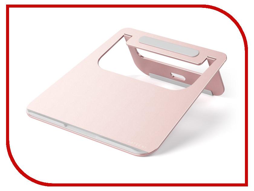 Аксессуар Подставка Satechi Aluminum Laptop Stand для APPLE MacBook Rose Gold ST-ALTSR цена