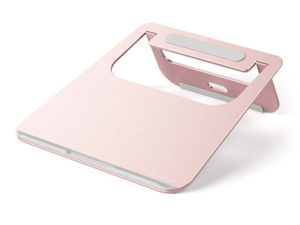 Аксессуар Подставка Satechi для APPLE MacBook Aluminum Laptop Stand Rose Gold ST-ALTSR