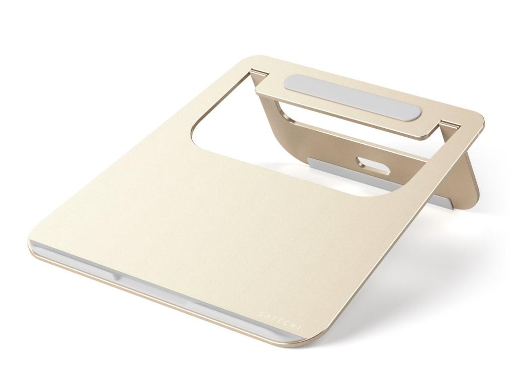 Аксессуар Подставка Satechi для APPLE MacBook Aluminum Laptop Stand Gold ST-ALTSG все цены