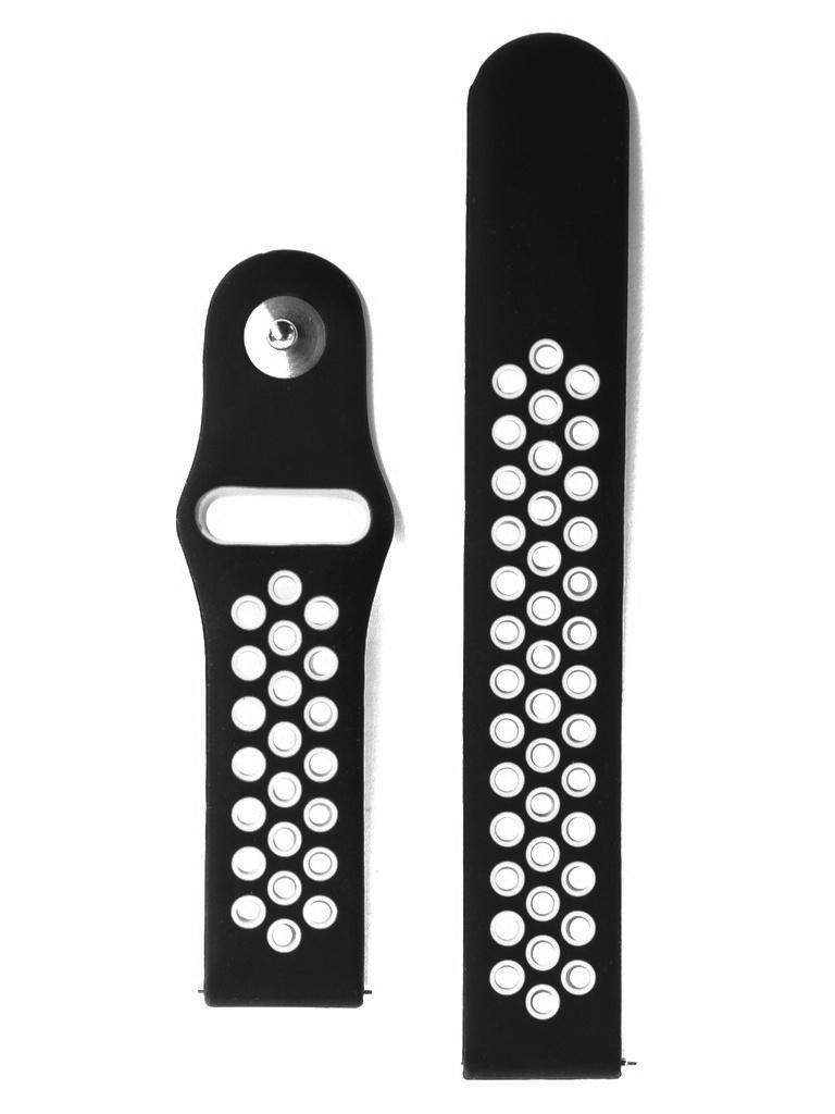 Аксессуар Ремешок перфорированный Apres для Xiaomi Amazfit Bip Strap Black
