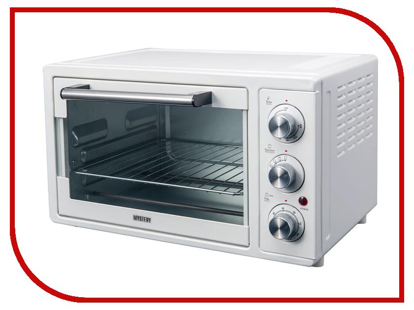 Мини печь Mystery MOT-3328 White цена