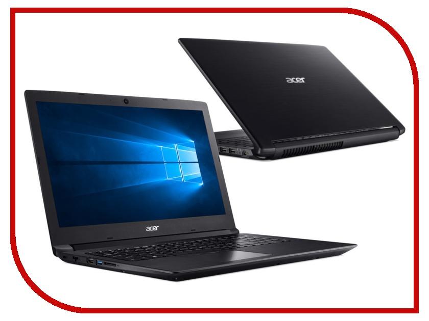 Ноутбук Acer Aspire A315-41G-R9LB Black NX.GYBER.026 (AMD Ryzen 3 2200U 2.5 GHz/4096Mb/500Gb+128Gb SSD/AMD Radeon 535 2048Mb/Wi-Fi/Bluetooth/Cam/15.6/1920x1080/Windows 10 Home 64-bit) цена