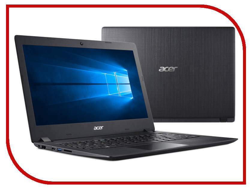 Ноутбук Acer Aspire A315-53-37WA Black NX.H2BER.011 (Intel Core i3-7020U 2.3 GHz/8192Mb/128Gb SSD/Intel HD Graphics/Wi-Fi/Bluetooth/Cam/15.6/1920x1080/Windows 10) цена