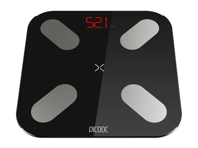 Весы напольные Picooc Mini BK 6924917717131