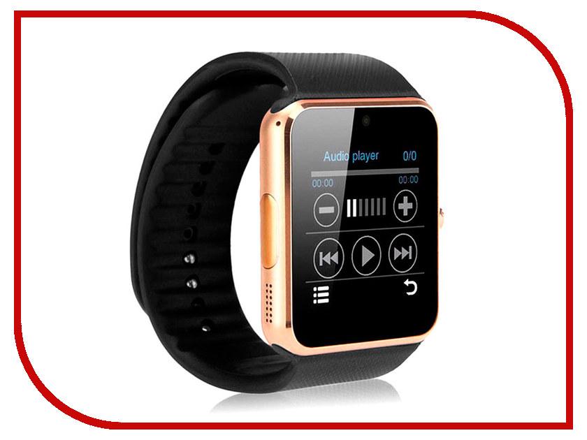 Умные часы Eco GT08 Gold умные часы colmi gt08 bluetooth 3 0 red rup003 gt08 5 f