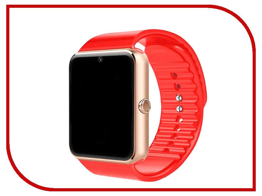Умные часы Eco GT08 Red умные часы colmi gt08 bluetooth 3 0 red rup003 gt08 5 f