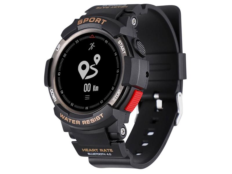 Умные часы NO.1 F6 Black