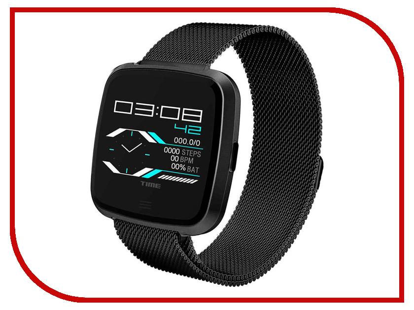 цена Умные часы NO.1 G12 Black