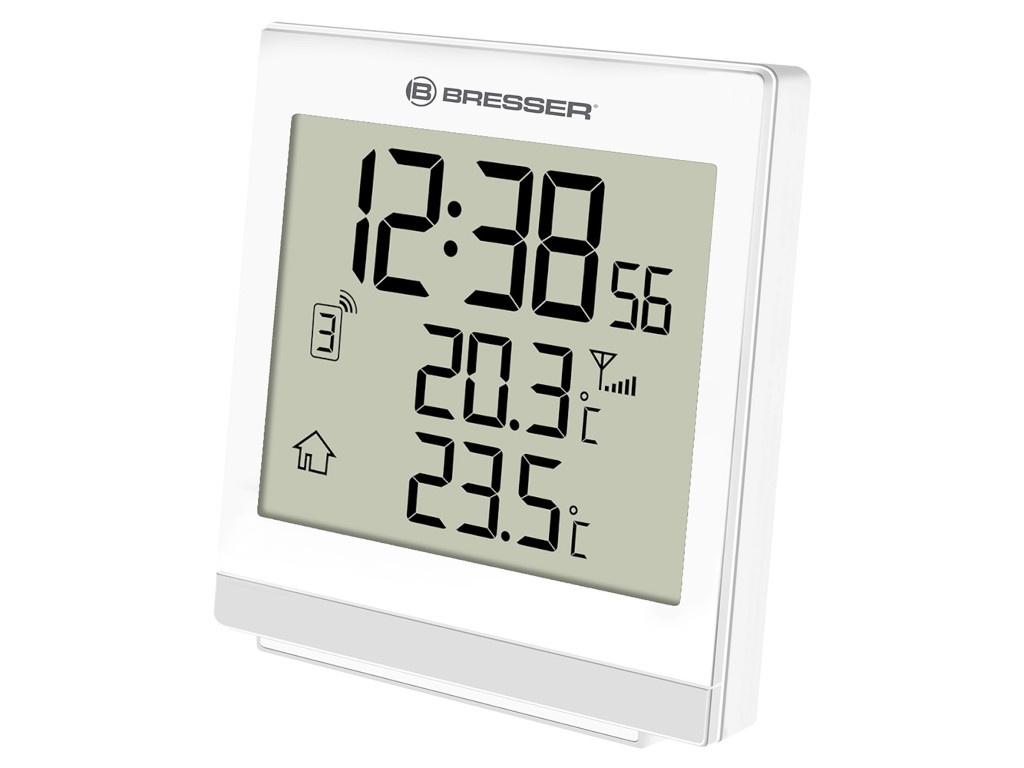 Термометр BRESSER TemeoTrend SQ White цена