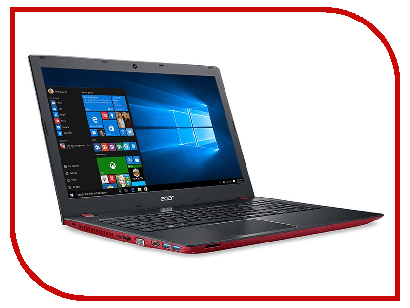 Ноутбук Acer Aspire E5-576G-34ZV Red NX.GVAER.001 (Intel Core i3-7020U 2.3 GHz/8192Mb/1000Gb+128Gb SSD/DVD-RW/nVidia GeForce MX130 2048Mb/Wi-Fi/Bluetooth/Cam/15.6/1920x1080/Linux) ноутбук asus x541uv dm1470d 90nb0cg1 m21710 intel core i3 6006u 2 0 ghz 8192mb 1000gb dvd rw nvidia geforce 920mx 2048mb wi fi bluetooth cam 15 6 1920x1080 dos