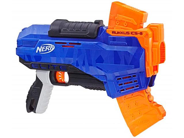 Игрушка Hasbro Nerf Игровой набор Бластер со стрелами Элит Руккус E2654EU4