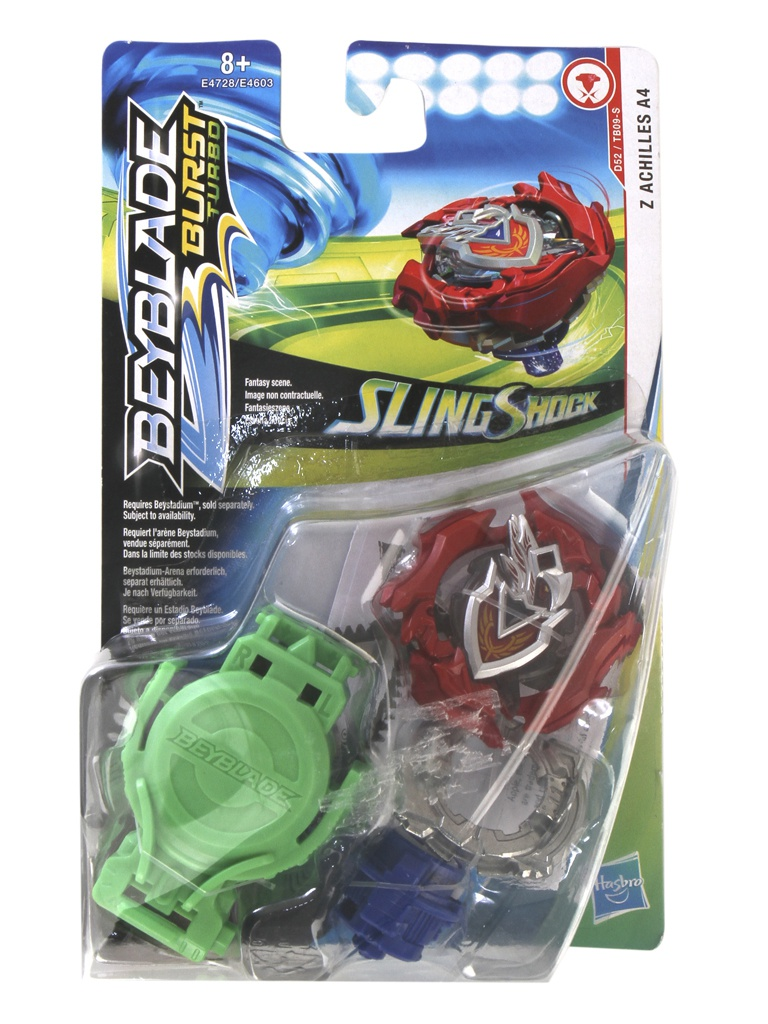 Игрушка Hasbro Волчок Слингшок E4603EU4