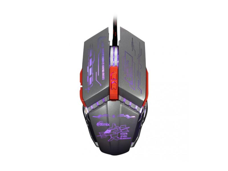 Мышь Ritmix ROM-370 Black цены
