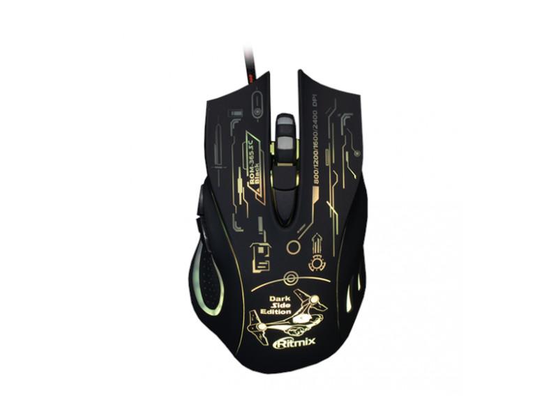 лучшая цена Мышь Ritmix ROM-365SC Black