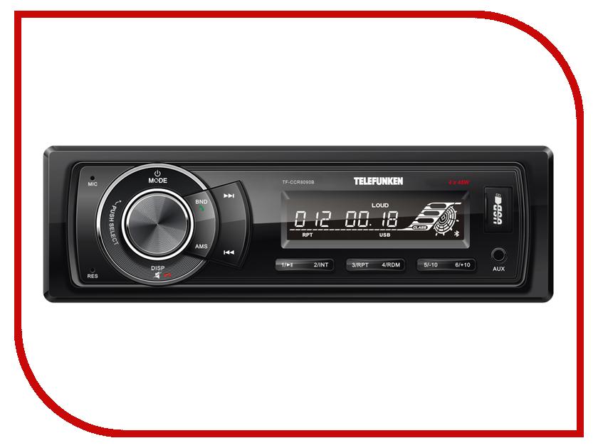 Автомагнитола Telefunken TF-CCR8090B