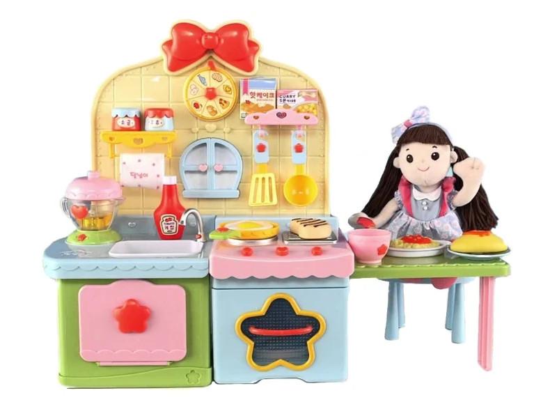 Игровой набор Dalimi Кухня DL32679