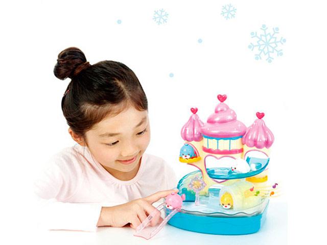 Игрушка Игровой набор Dalimi Ледяная горка HP32250