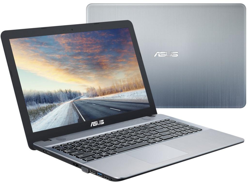 Ноутбук ASUS VivoBook X541UV-DM1611 Silver 90NB0CG3-M24180 (Intel Core i3-6006U 2.0 GHz/8192Mb/256Gb SSD/nVidia GeForce GT 920MX 2048Mb/Wi-Fi/Bluetooth/Cam/15.6/1920x1080/Endless OS) цена и фото