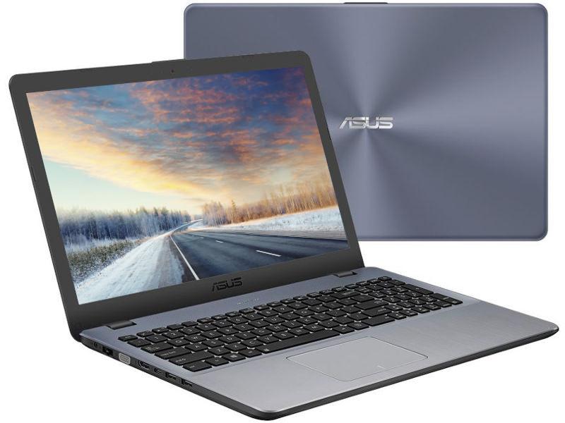 Ноутбук ASUS VivoBook X542UF-DM071 Dark Grey 90NB0IJ2-M04730 (Intel Core i5-8250U 1.6 GHz/8192Mb/1000Gb/nVidia GeForce MX130 2048Mb/Wi-Fi/Bluetooth/Cam/15.6/1920x1080/Endless OS) ботинки детские reima цвет черный 5693699990 размер 29