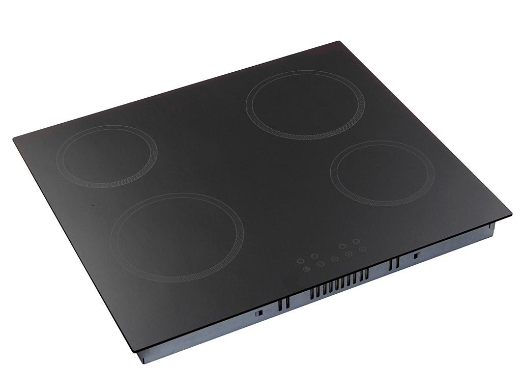 лучшая цена Варочная панель Fornelli PVA 60 Accordo Black