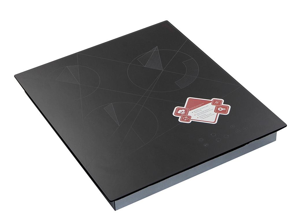 лучшая цена Варочная панель Fornelli PVA 45 Fidato Black