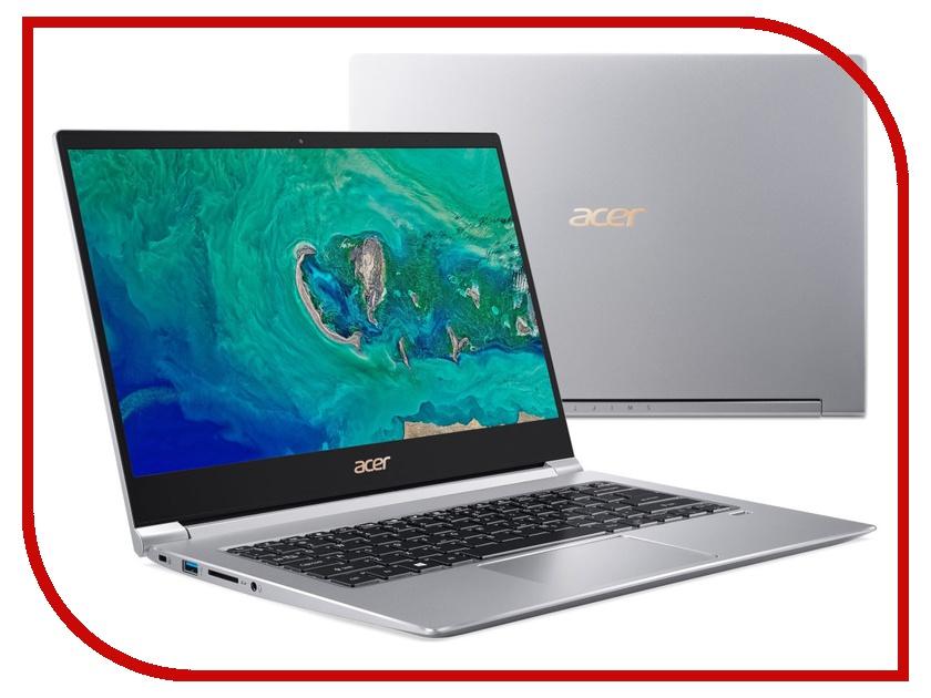 Ноутбук Acer Swift 3 SF314-55G-74ZE Silver NX.H3UER.004 (Intel Core i7-8565U 1.8 GHz/8192Mb/512Gb SSD/nVidia GeForce MX150 2048Mb/Wi-Fi/Bluetooth/Cam/14.0/1920x1080/Windows 10) цена