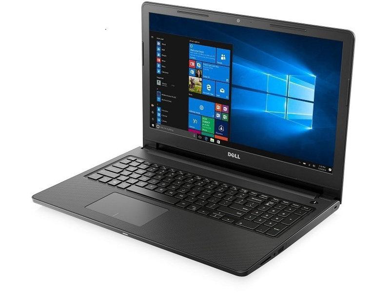 Ноутбук Dell Inspiron 3573 Black 3573-5195 (Intel Celeron N4000 1.1 GHz/4096Mb/500Gb/DVD-RW/Intel HD Graphics/Wi-Fi/Bluetooth/Cam/15.6/1366x768/Windows 10 64-bit) ноутбук dell inspiron 3573 3573 5468 black intel celeron n4000 1 1 ghz 4096mb 500gb dvd rw intel hd graphics wi fi bluetooth cam 15 6 1366x768 windows 10 64 bit