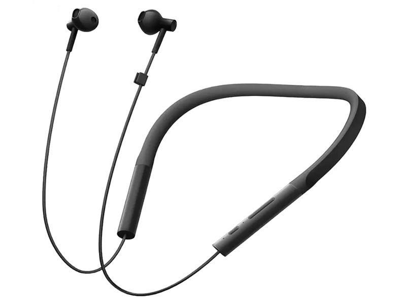 Наушники Xiaomi Mi Collar Bluetooth Headset Youth Black Выгодный набор + серт. 200Р!!!