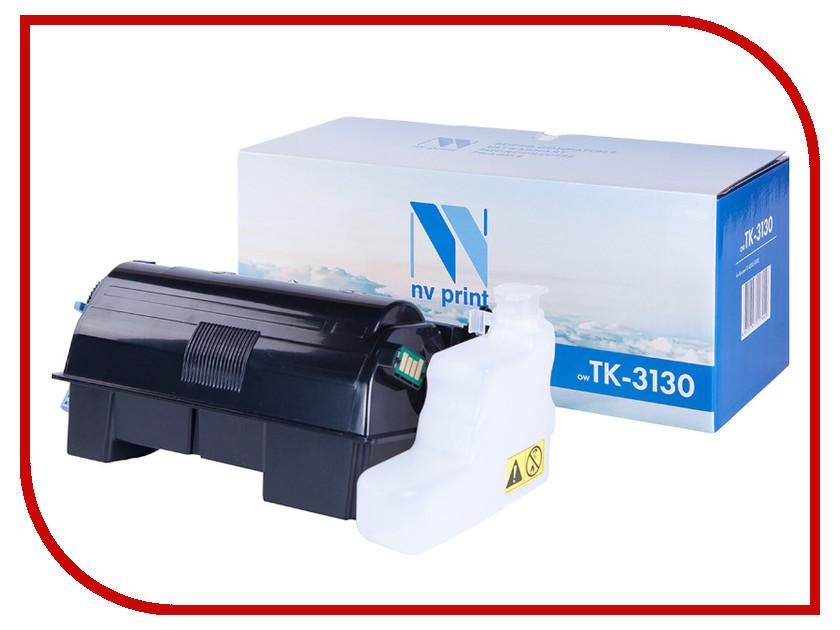 Картридж NV Print TK-3130 для Kyocera Black картридж nvprint tk 3130 для kyocera tk 3130 fs 4200dn 4300dn 25000 стр