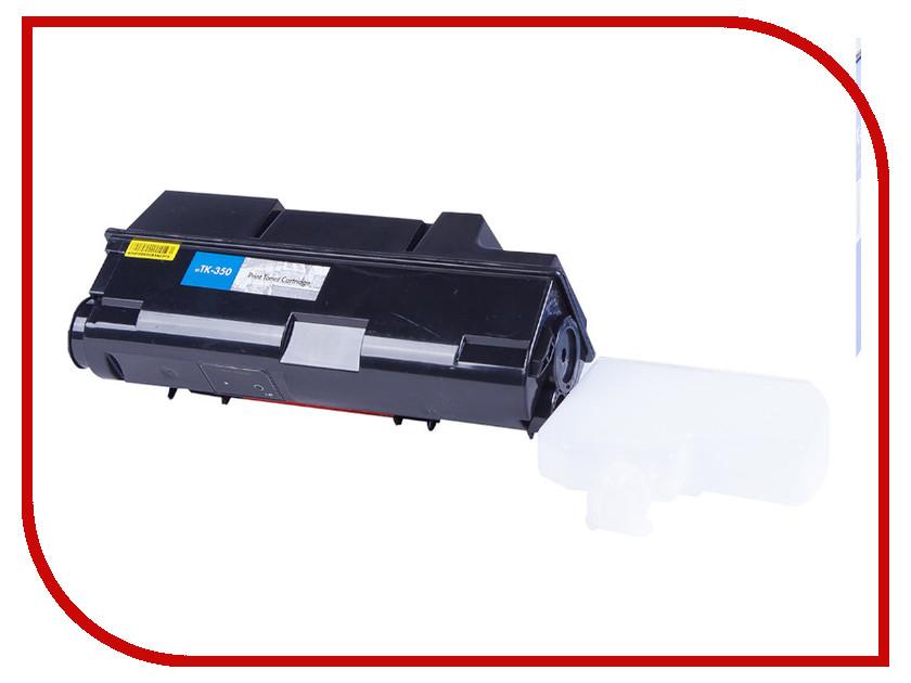 Картридж NV Print TK-350 Black для Kyocera FS-3920DN/3040MFP/3140MFP картридж nvprint tk 350 tk 350 nvp