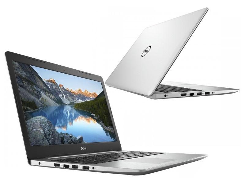 Ноутбук Dell Inspiron 5575 Silver 5575-6960 (AMD Ryzen 3 2200U 2.5 GHz/4096Mb/1000Gb/DVD-RW/AMD Radeon Vega 3/Wi-Fi/Bluetooth/Cam/15.6/1920x1080/Windows 10 Home 64-bit) ноутбук hp 15 db0067ur maroon burgundy 4jv07ea amd a6 9225 2 6 ghz 4096mb 500gb dvd rw amd radeon 520 2048mb wi fi bluetooth cam 15 6 1920x1080 windows 10 home 64 bit