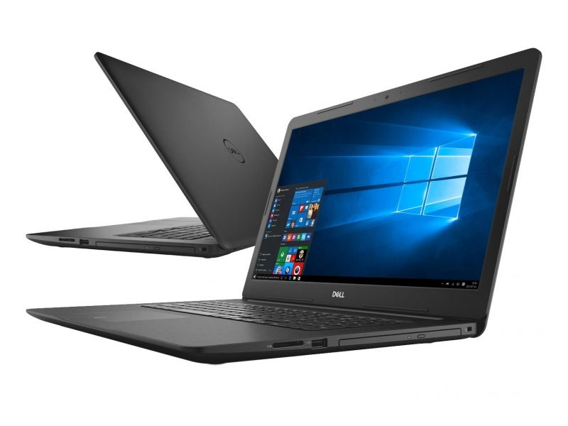 Ноутбук Dell Inspiron 5770 Black 5770-5406 (Intel Core i3-7020U 2.3 GHz/4096Mb/1000Gb/DVD-RW/AMD Radeon 530 2048Mb/Wi-Fi/Bluetooth/Cam/17.3/1920x1080/Windows 10 Home 64-bit)