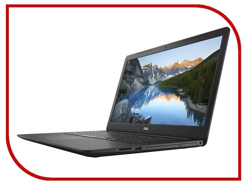 Ноутбук Dell Inspiron 5770 Black 5770-9669 (Intel Core i5-8250U 1.6 GHz/8192Mb/1000Gb+128Gb SSD/DVD-RW/AMD Radeon 530 4096Mb/Wi-Fi/Bluetooth/Cam/17.3/1920x1080/Linux) моноблок hp 200 g3 3va55ea intel core i5 8250u 1 6 ghz 4096mb 1000gb 128gb ssd dvd rw intel hd graphics 21 5 1920x1080 dos