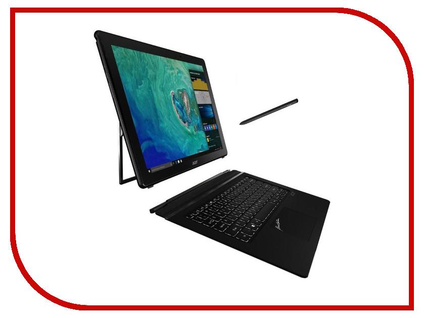 Ноутбук Acer Switch 7 SW713-51GNP-87T1 NT.LEPER.002 (Intel Core i7-8550U 1.8 GHz/16384Mb/512Gb SSD/No ODD/nVidia GeForce MX150 2048Mb/Wi-Fi/Bluetooth/Cam/13.4/920x1200/Touchscreen/Windows 10 64-bit) цена