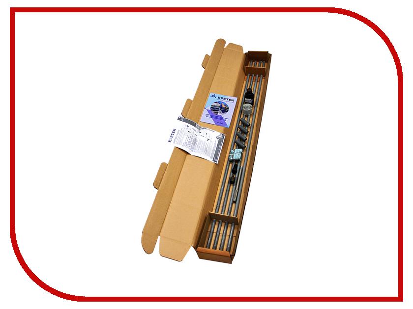 Комплект заземления Ezetek ZN-6 16mm x 1.5m с насадкой SDS-max 60235