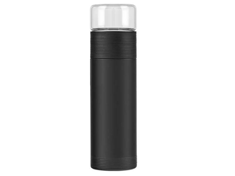 Портативный заварной чайник Xiaomi Mijia Pinztea 300ml Black
