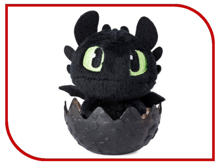 Игрушка Spin Master Dragons Плюшевый дракон в яйце 66623 игрушка в яйце bauer eggs 8 5см page 3