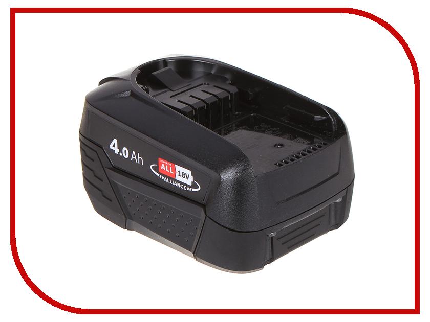 Фото - Аккумулятор Bosch PBA 18V 4.0Ah W-C 1600A011T8 аккумулятор
