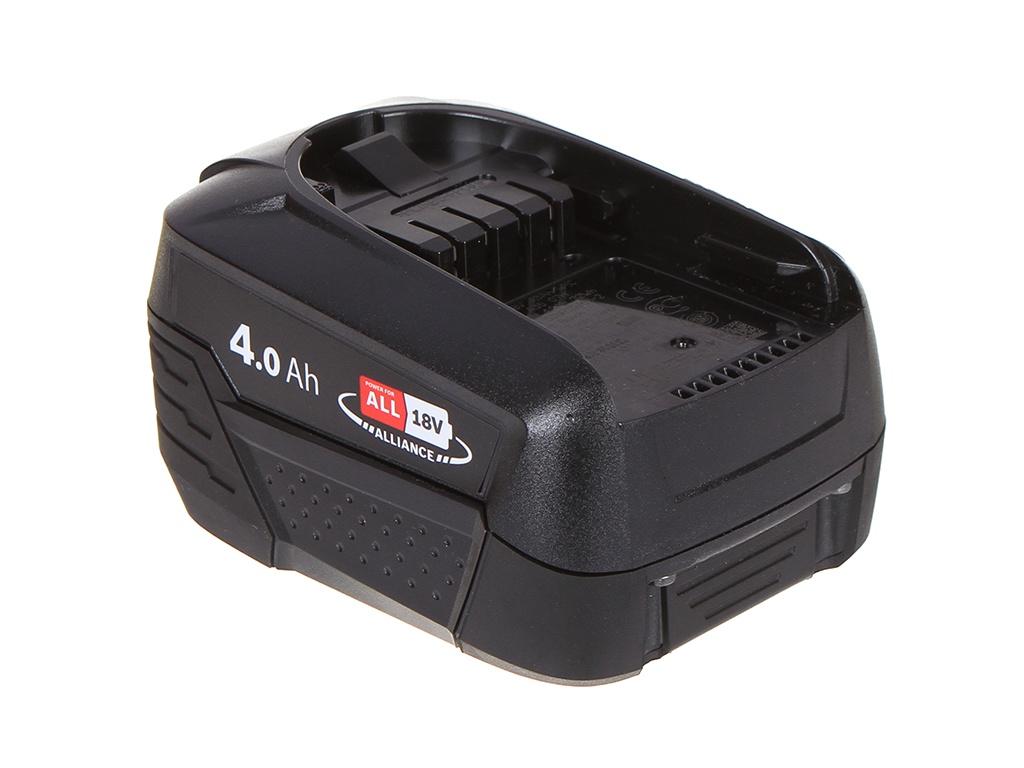 Аккумулятор Bosch PBA 18V 4.0Ah W-C 1600A011T8