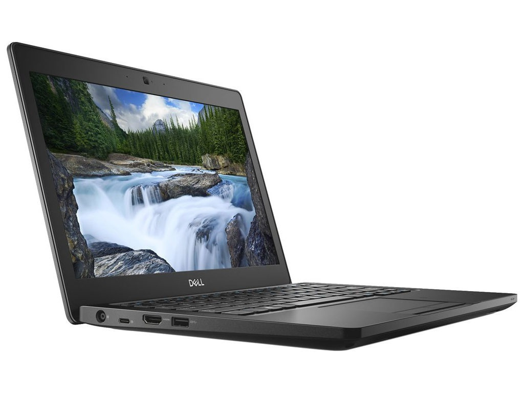 Ноутбук Dell Latitude 5290 Black 5290-6771 (Intel Core i5-7300U 2.6 GHz/8192Mb/256Gb SSD/Intel HD Graphics/Wi-Fi/Bluetooth/Cam/12.5/1366x768/Windows 10 Pro 64-bit)
