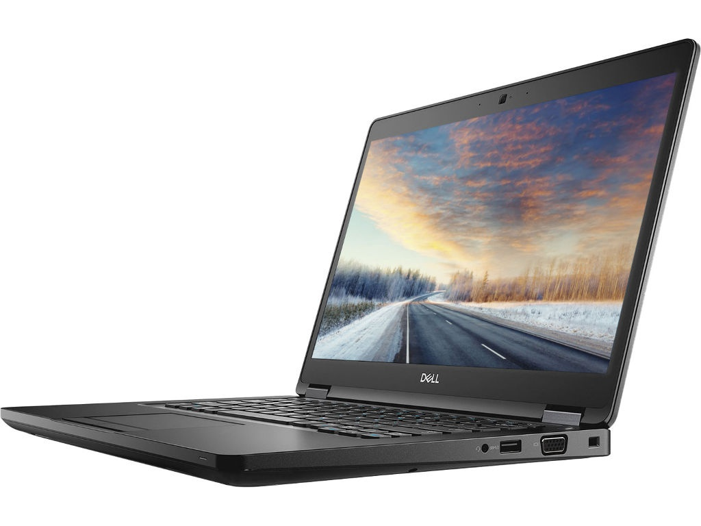 Ноутбук Dell Latitude 5490 Black 5490-1528 (Intel Core i5-8250U 1.6 GHz/8192Mb/256Gb SSD/Intel HD Graphics/Wi-Fi/Bluetooth/Cam/14.0/1920x1080/Linux) ноутбук dell latitude 3590 3590 4117 black intel core i5 8250u 1 6 ghz 8192mb 1000gb intel hd graphics wi fi bluetooth cam 15 6 1920x1080 linux