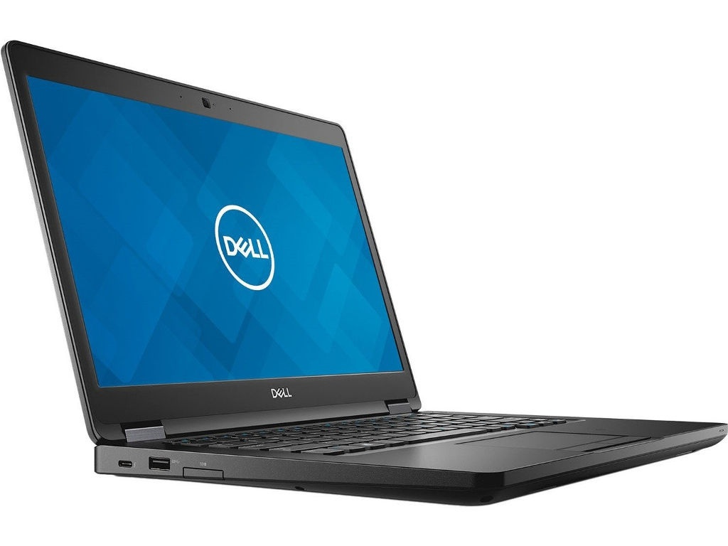Ноутбук Dell Latitude 5491 Black 5491-7403 (Intel Core i5-8300H 2.3 GHz/8192Mb/256Gb SSD/Intel HD Graphics/Wi-Fi/Bluetooth/Cam/14.0/1920x1080/Windows 10 Pro 64-bit)