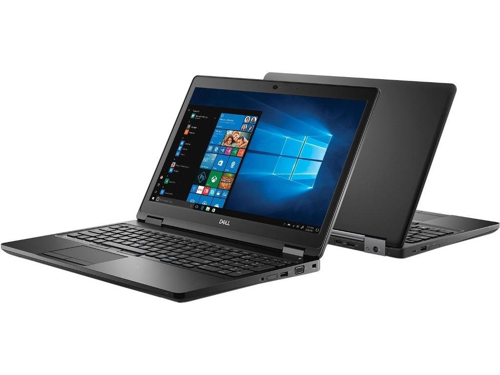 Ноутбук Dell Latitude 5591 Black 5591-7441 (Intel Core i5-8300H 2.3 GHz/8192Mb/256Gb SSD/Intel HD Graphics/Wi-Fi/Bluetooth/Cam/15.6/1920x1080/Windows 10 Pro 64-bit) стоимость