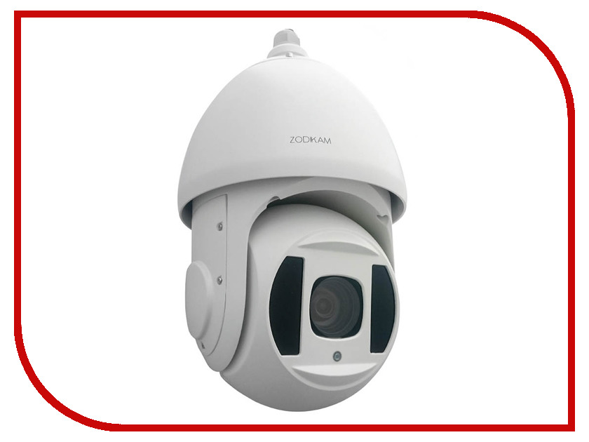 IP камера Zodikam 3892-PTZ ip камера zodikam 3952 wptz